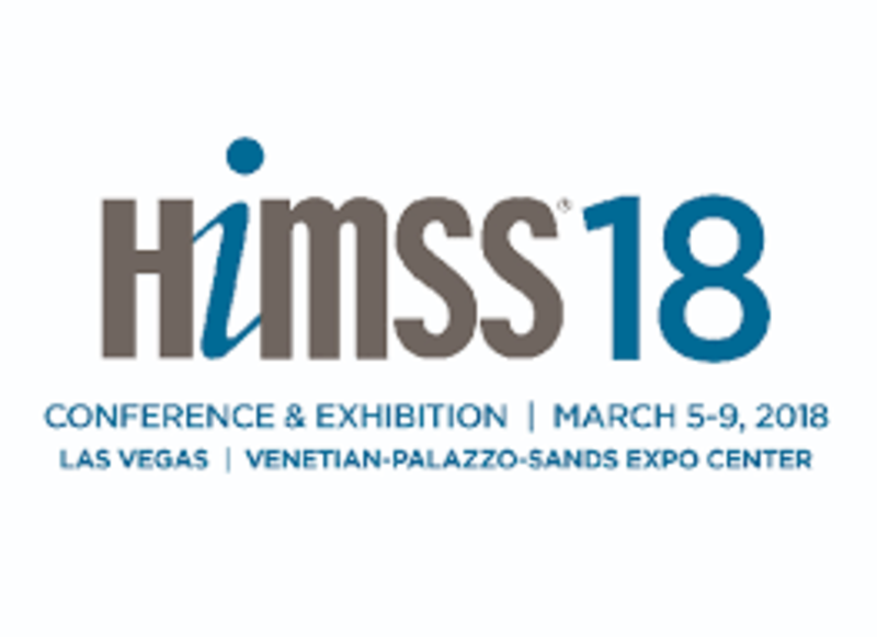 HIMSS 2018 Booth